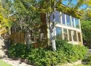 Espectacular casa 1.200m2 terreno con hermosa vista al lago vichuquen