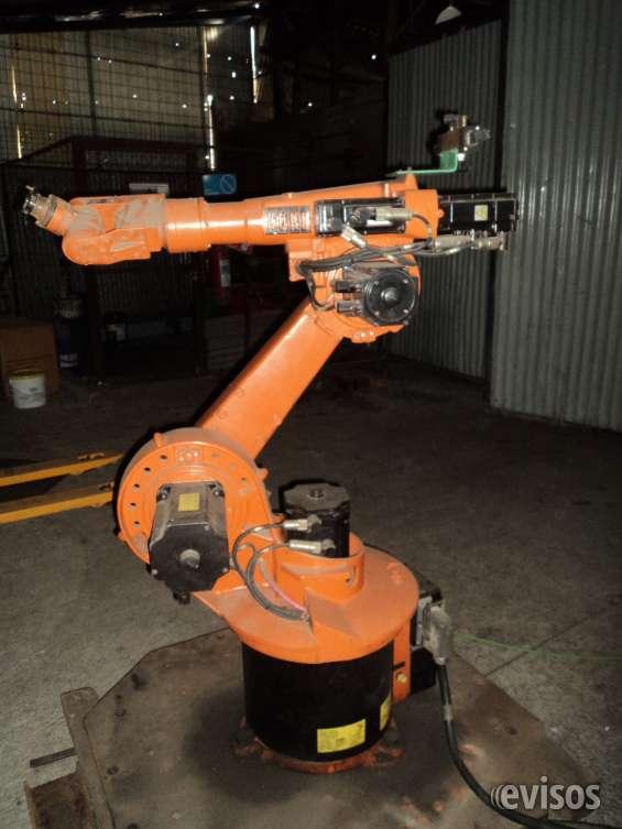 Robot industria kuka kr6 para 6 kilos
