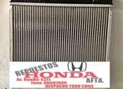 Radiador Nuevo Honda FIT 1.4