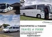 Arriendo de buses,minibuses y van de turismo