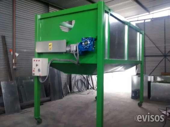 Fabricacion de maquinarias para cosecha y proceso de la nuez