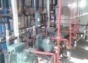 Servicios de refrigeración y climatizacion