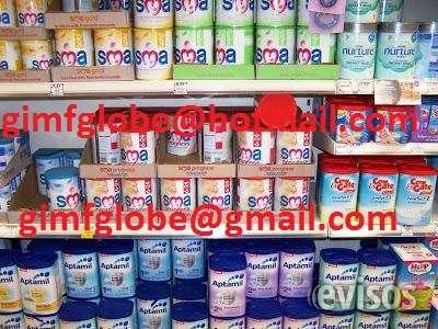 Fórmula de leche del bebé al por mayor y al por menor nutrilon nestlé aptamil y otros