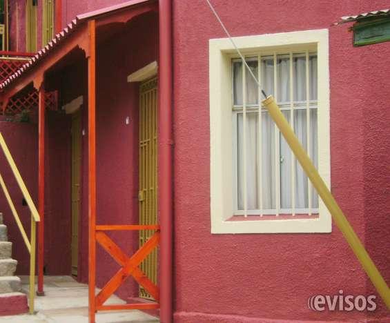 Casa amoblada independiente arriendo diario céntrica en valparaiso