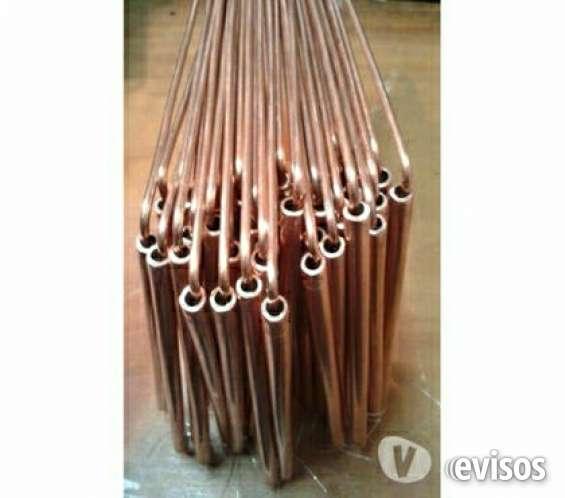 Varillas de cobre para radiestesia