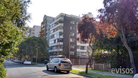 Venta directa mm$ 178 dpto las condes 110 m2 preciosa vista cordillera sector metro colón