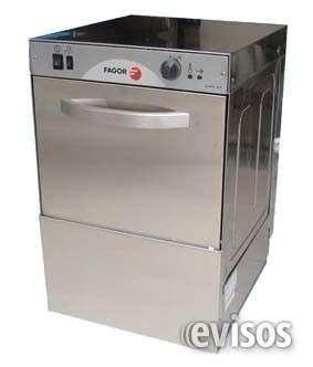 Maquina lavavasos fagor española