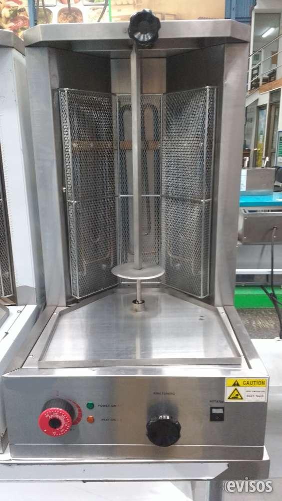 Shawarma electrico 45 kilos