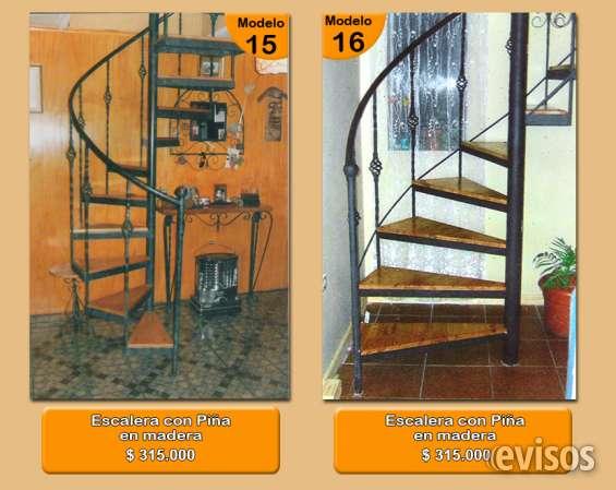 Escaleras de caracol la española desde $210.000 en San Ramón ...