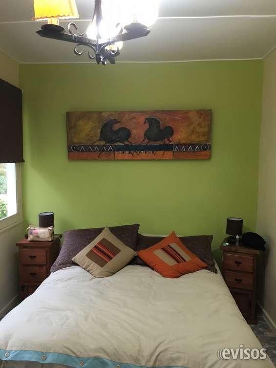 Cama matrimonial dormitorio
