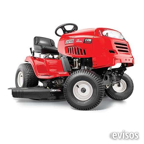 """Tractor 15,5 hp 42 """" corte estados unidos"""