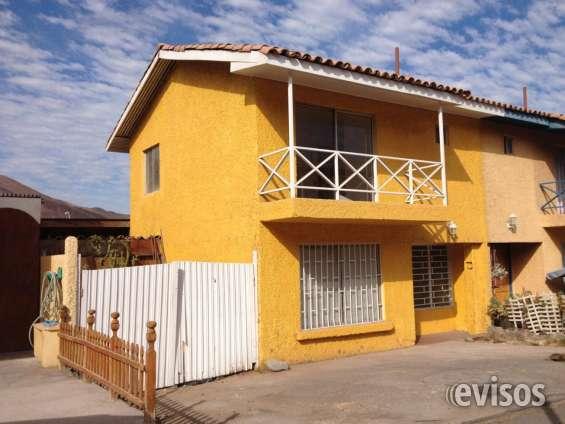 Vendo casa condominio las tejas, coviefi - antofagasta