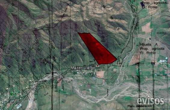 Se vende terreno en la comuna de la ligua sector maiten largo, longotoma de 102,63 hectare