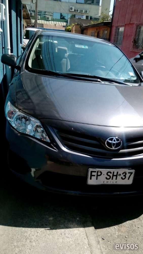 Toyota corolla 1.6 xli 2013