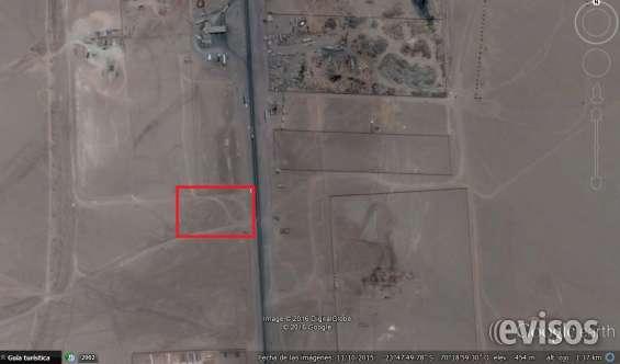 Vendo terreno industrial sector sur la negra - antofagasta