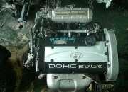 Motor hyundai santamo 2.0