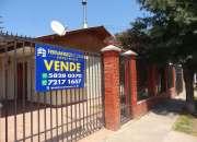 FERNANDEZ ESCOBAR Bienes Raices Vende Casa Villa El Porvenir Los Andes
