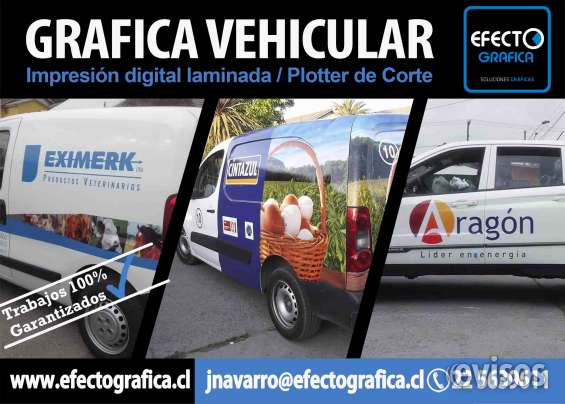 Logos para vehiculos en autoadhesivo vehicular