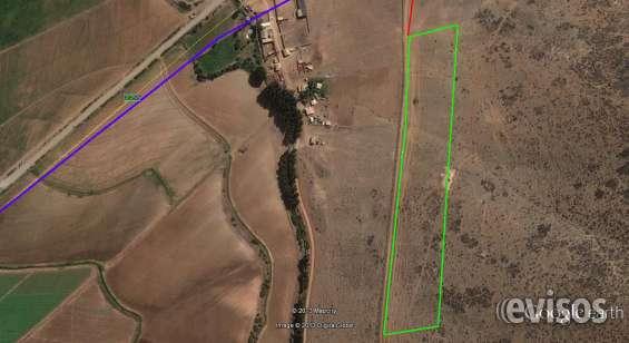 Se vende excelente terreno 2 hectáreas. a $ 54.000.000.-