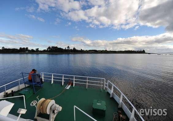 Navegación en chiloé