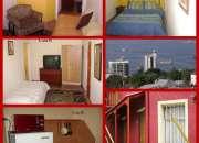Arriendo diario casa amoblada por día, semanas en valparaiso