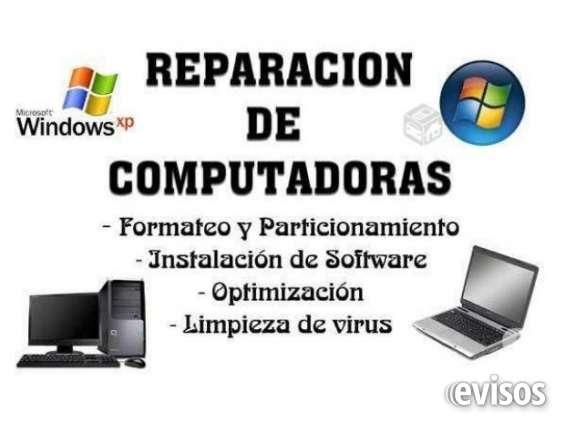 Servicio técnico computadores notebook pc santiago centro