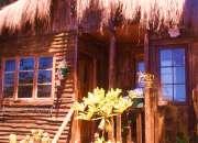 Arriendo linda cabaña rústica , Concón   $30.000 2 personas
