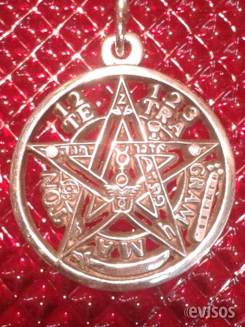 Tetragramaton estrella modelo vaciado calado
