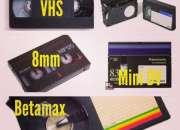 Traspaso cintas de video a dvd