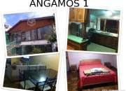 Arriendo casa grande amoblada en Reñaca para 12 personas. céntrica