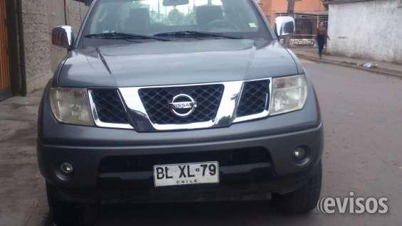 Nissan navara 2.5 le full 2008