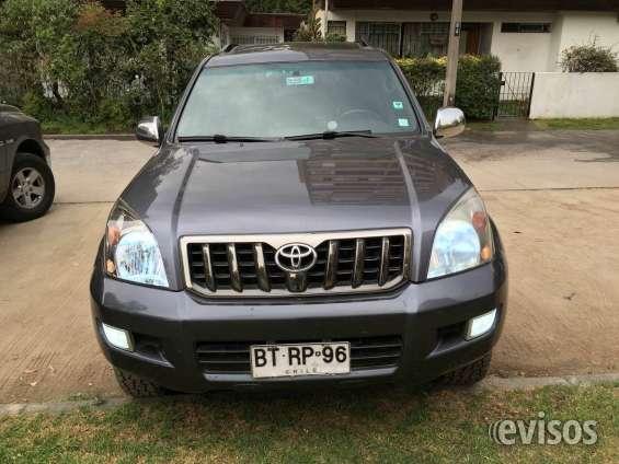 Toyota prado land cusier full 2009