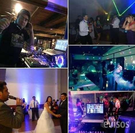 Musica dj para fiestas,rancagua