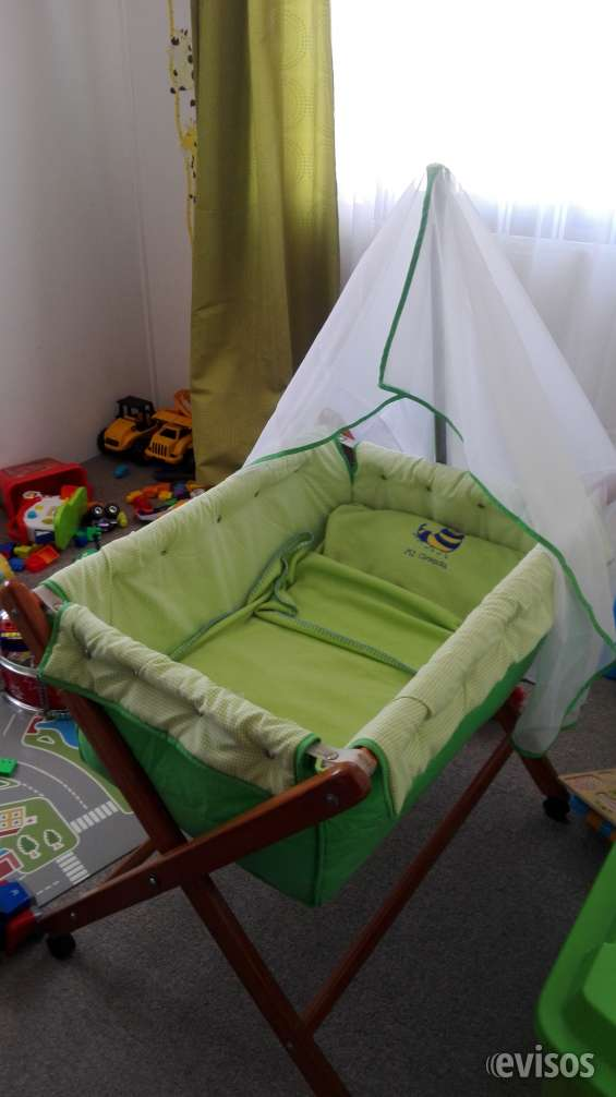 60e6438f2 Se vende cuna moises, coche infanti, portabebe infanti y juegos de  estimulacion bebe ...