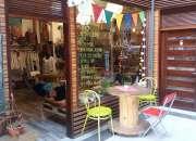 Vendo Derecho a llave centrico café-boutique en Pto. Varas