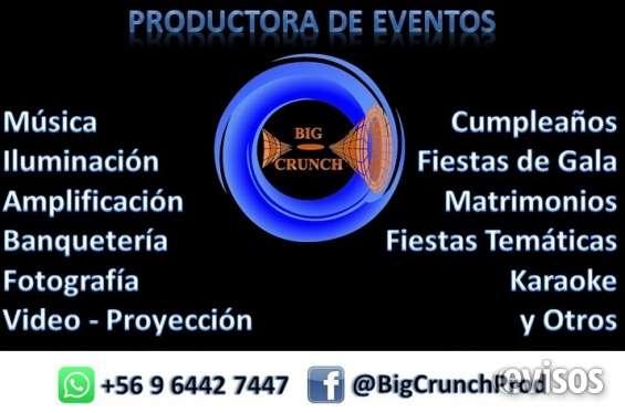 Big crunch producciones