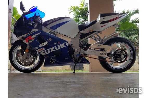 Suzuki gsxr 1000 en venta