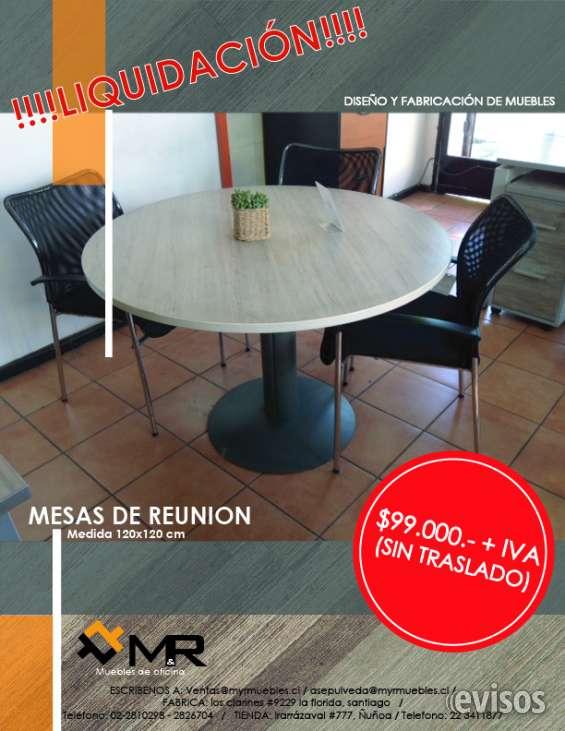 Mesas y muebles para oficinas