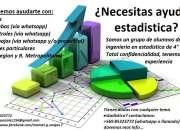 Pruebas tesis trabajos (estadistica, calculo,compu, algebra etc)