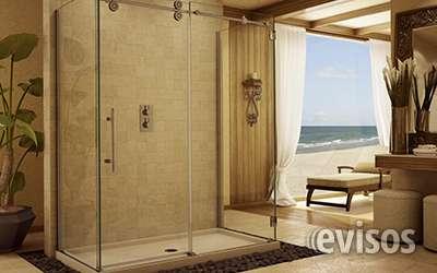 Servicios shower door