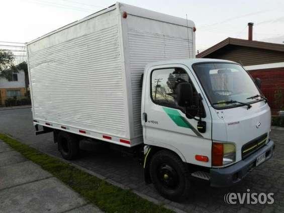 Arriendo camion 5000 y 2000 kilos a empresa