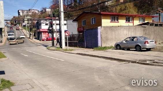 Sitio urbano calle balmaceda-santa maria