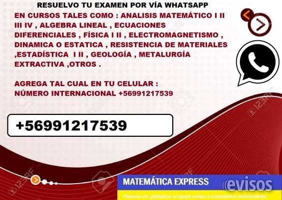 Ayudo en matemáticas iacc