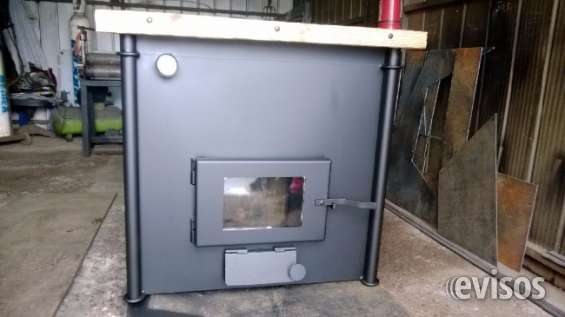 Reparacion y fabricacion de calderas a leña calefacción central