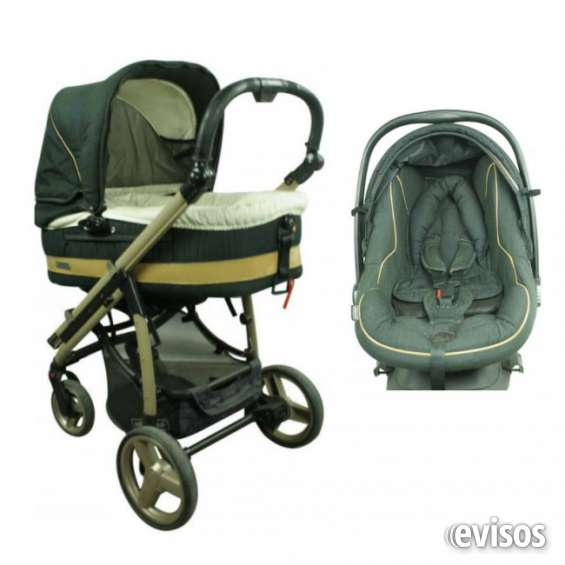 Coche travel system bebecar ip op
