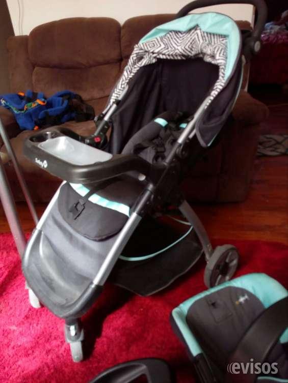 Coche sin la silla desmontable (para paseo)