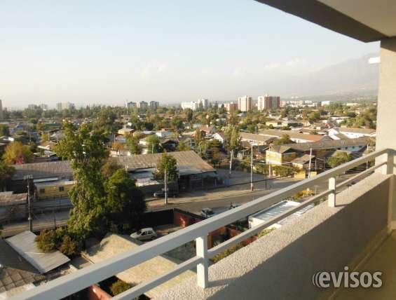 Amplia terraza con vista despejada