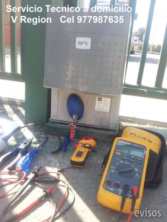 Portones electricos, reparacion y automatizacion v region cel 977987635