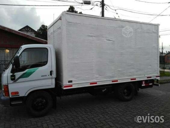 Arriendo camion a empresas