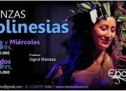 Cursos de danzas del mundo 2017 // danza ebano